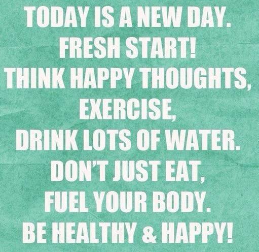 Happy Day Inspiration: #fitspiration Monday