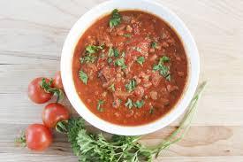 spahetti sauce